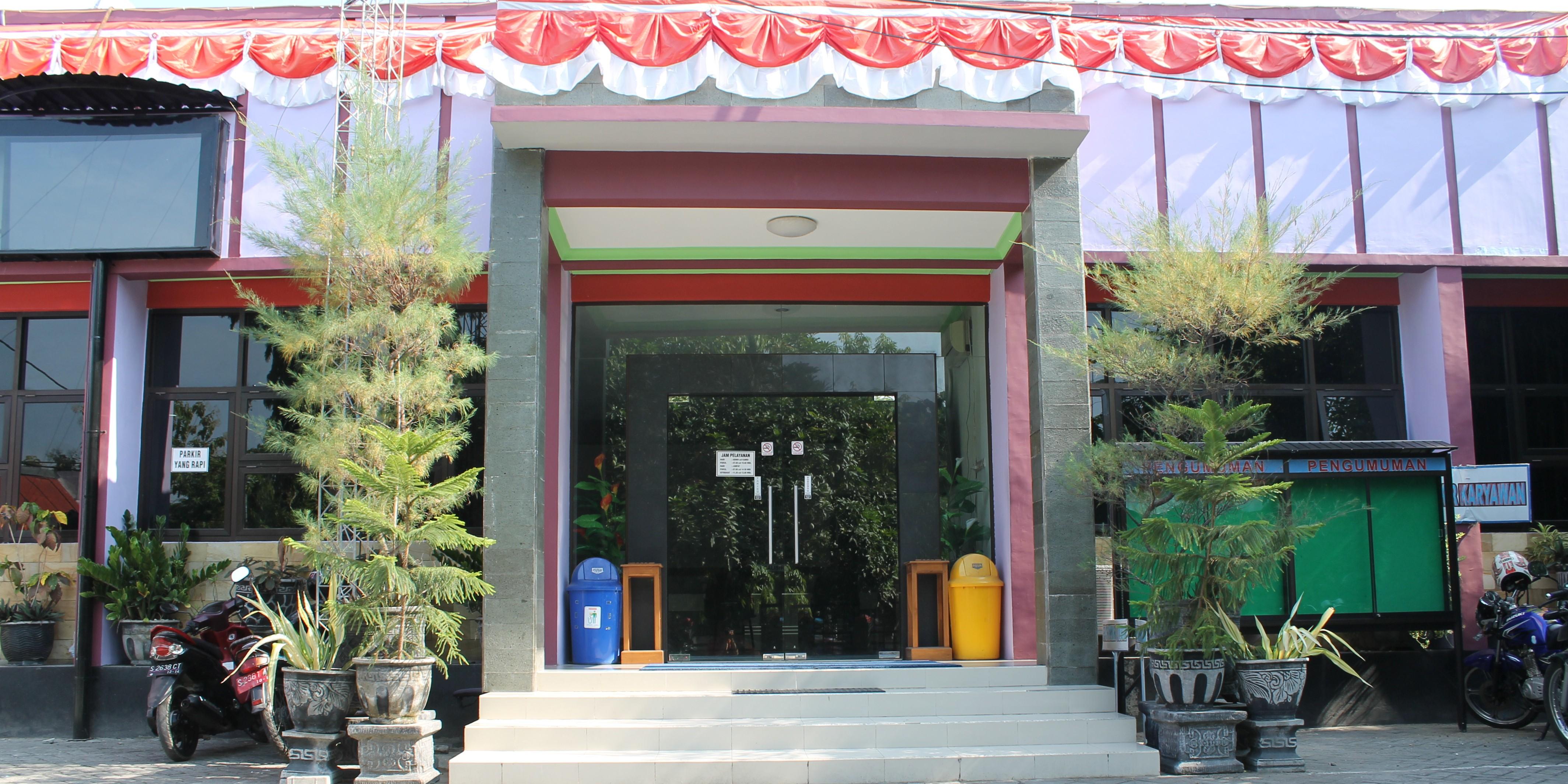 Melayani Dengan Sepenuh Hati<BR>DISPENDUKCAPIL Kabupaten Bojonegoro